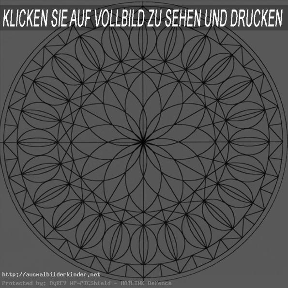 ausmalbilder  mandala-3