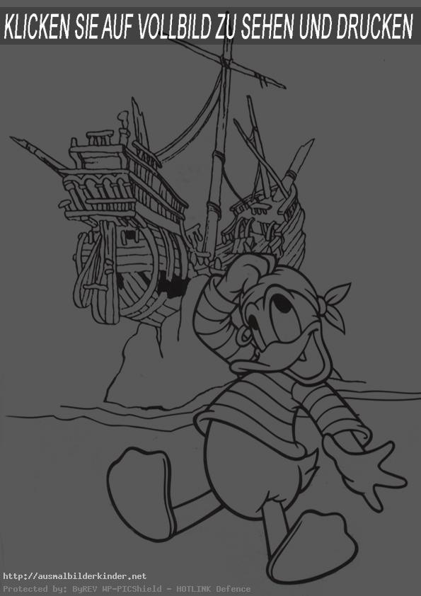 ausmalbilder kinder piraten-7